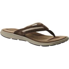 Columbia Verona sandaalit Miehet, espresso mhw/steel
